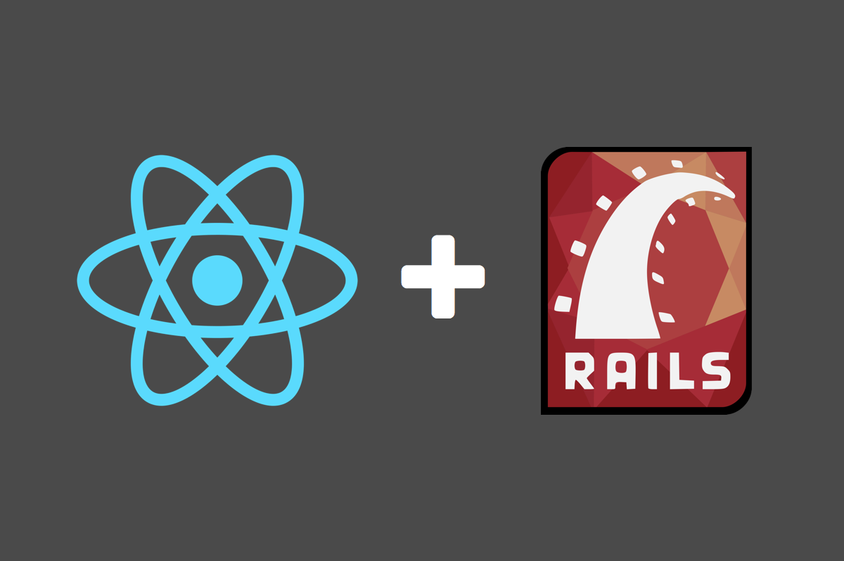 Gracefully integrate Reactjs with Ruby on Rails in SaaS Applications