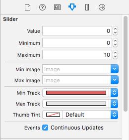 Custom UISlider using Swift Language