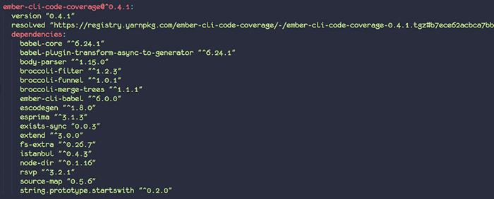 ember-cli-code-coverage-plugin